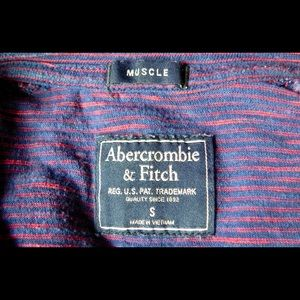 Abercrombie & Fitch Shirts - Abercrombie & Fitch Men's Long Sleeve Muscle Shirt